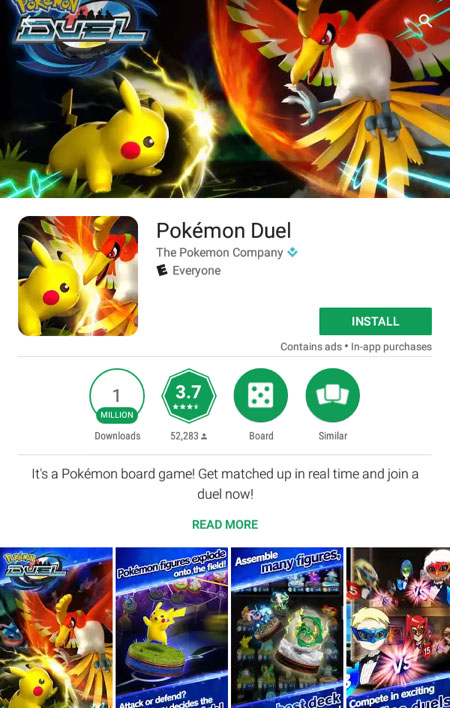 how to download pokemon on samsung tablet