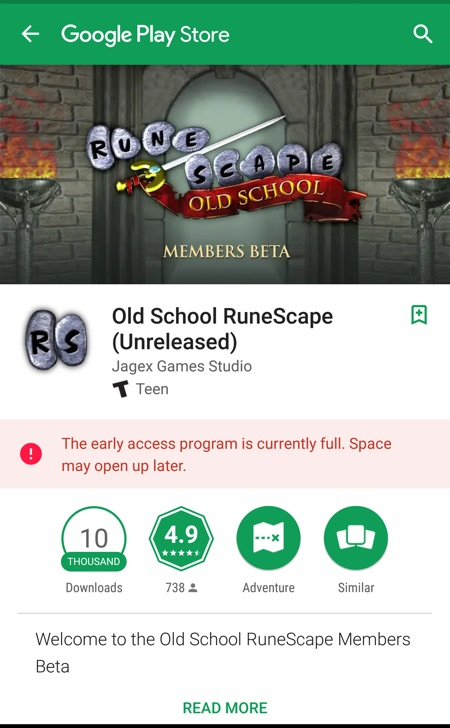 Tutorial: How-to Install Old School RuneScape to Android Device