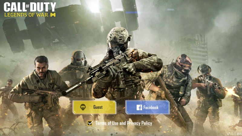 Tutorial: How-to Download Call of Duty: Legends of War in the US (or