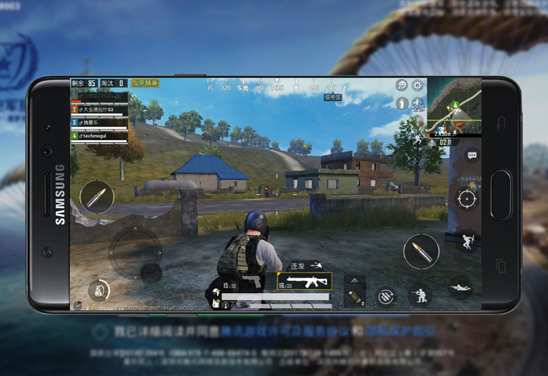 Tutorial How-to Download Game for Peace to Android (Chinese